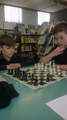 Chess and concentration