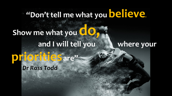 Ross Todd Quote
