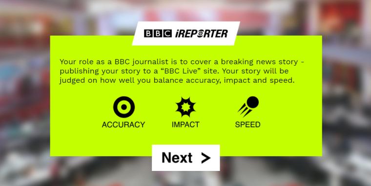BBC i-reporter
